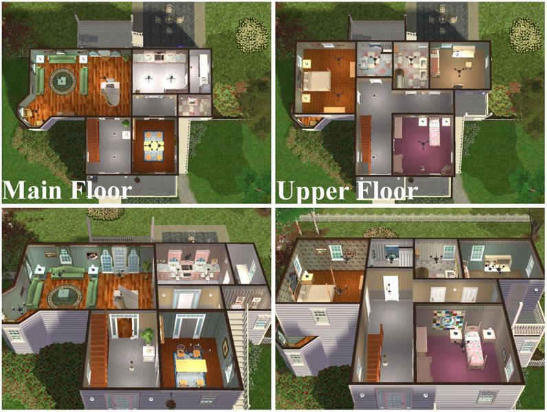 Attractive Mod The Sims 4347 Wisteria Lane