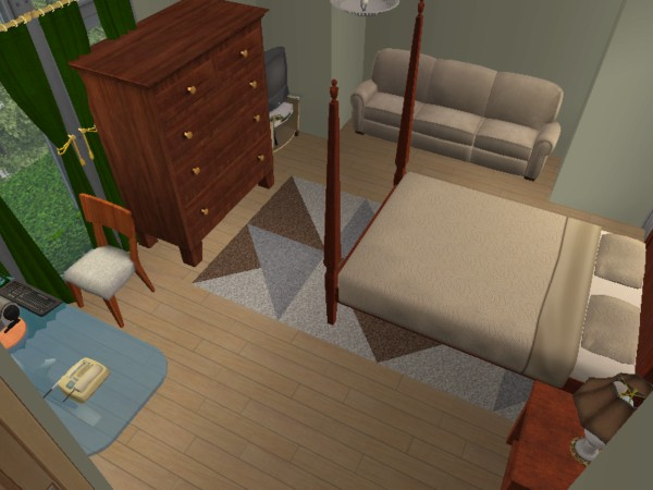Constrain Floor Elevation False Sims 2 : Mod the sims split level livin