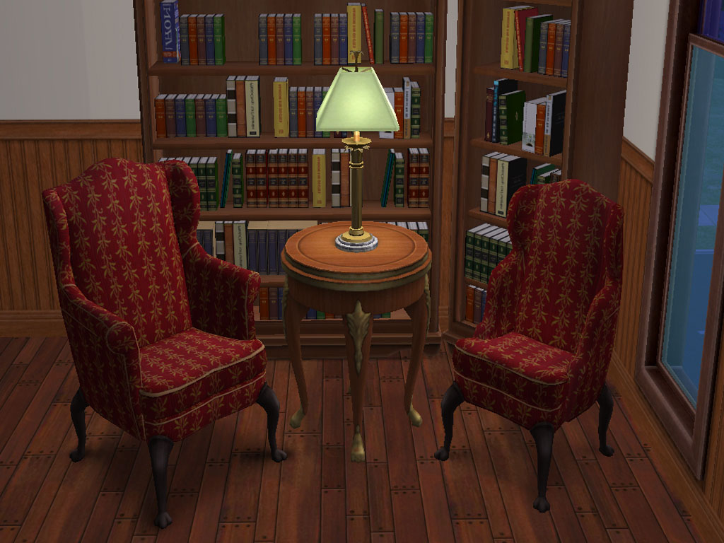 Mod The Sims Luxiary King Office Chair Matches Maxis