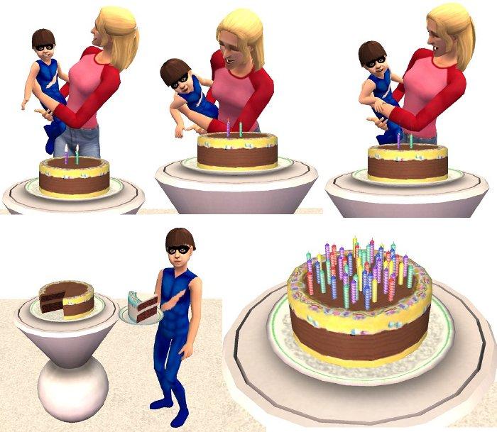 Sims  Where To Buy Wedding Cake