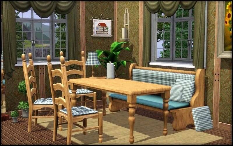 Stupendous Mod The Sims Hold Your Hurdy Gurdles Austrian Dining Gamerscity Chair Design For Home Gamerscityorg