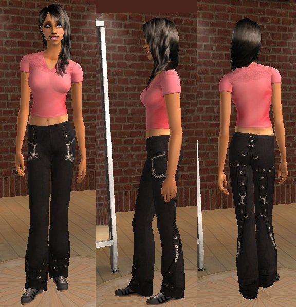 Innovative Tripp Girls Ascii Pants  VampireFreaks Store  Gothic Clothing