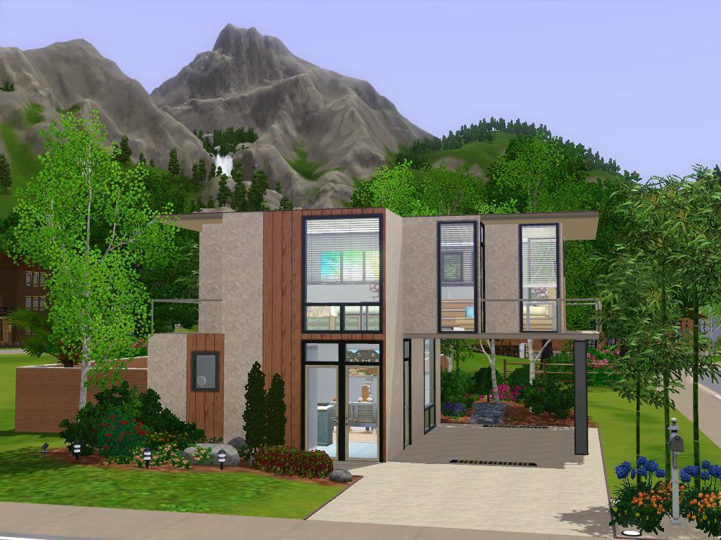 Mod The Sims Simple Modernicity part II