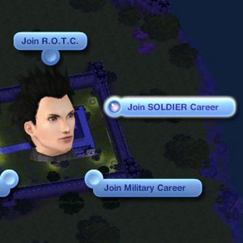 Mod The Sims - Final Fantasy VII SOLDIER Career