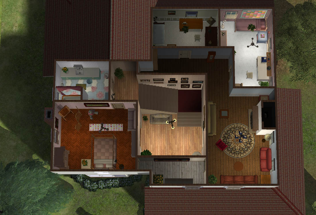 Mod The Sims Sookie S House From True Blood