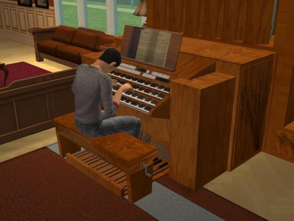Mod The Sims Modular Pipe Organ Custom Sound