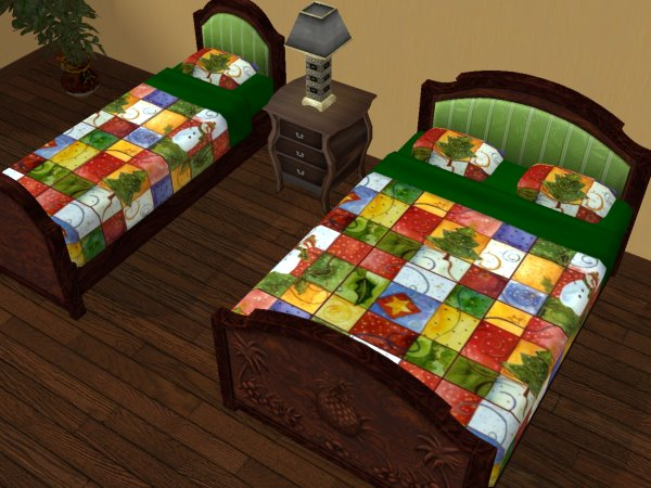 Christmas Quilt Sets