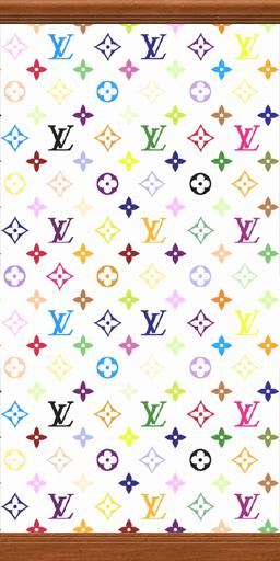 Mod The Sims White Rainbow Louis Vuitton Wallpaper With