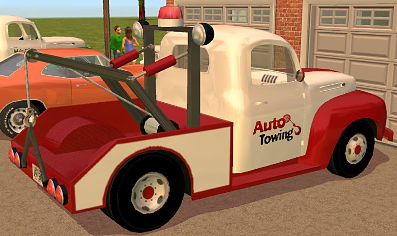 Tow Truck Games