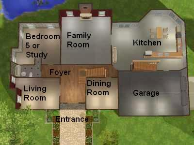 Mod The Sims The Corner House A Mansion For Your