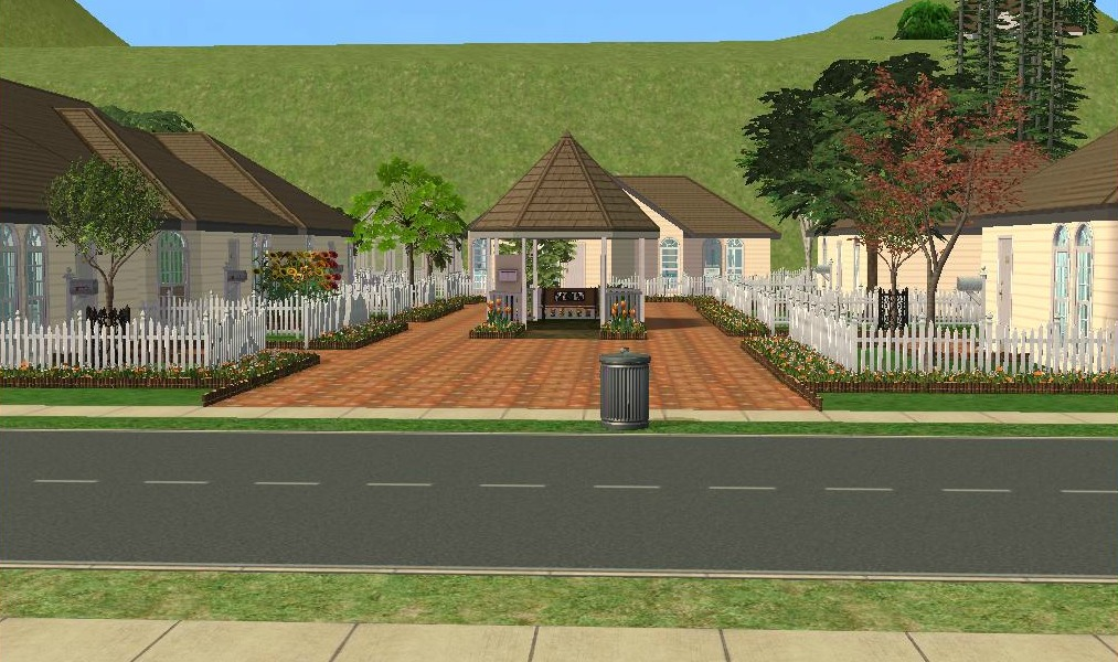 Mod the sims daisybank retirement home for How to build a retirement home