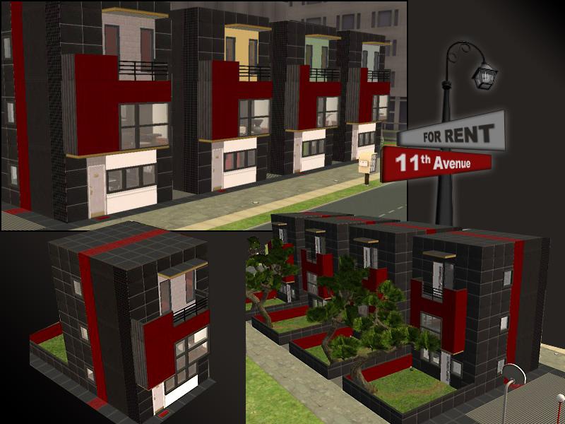 Mod The Sims 11th Avenue