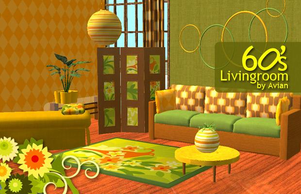 Living Room 60s