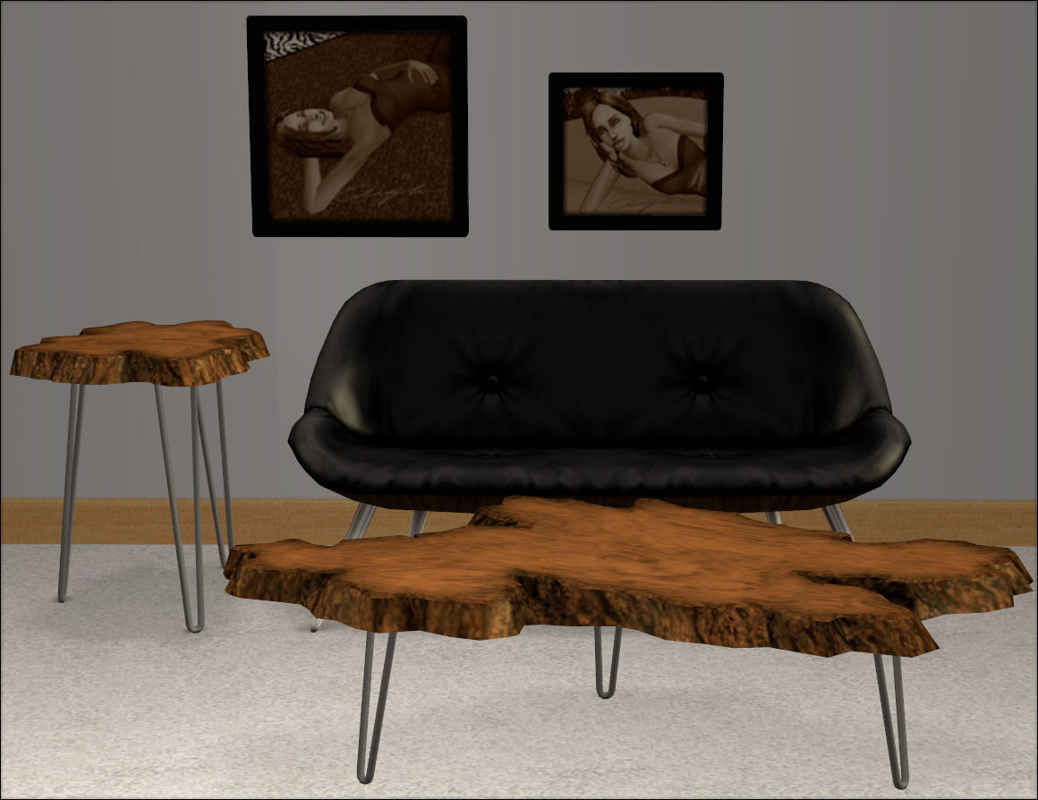 Mod The Sims All Natural Coffee End Table