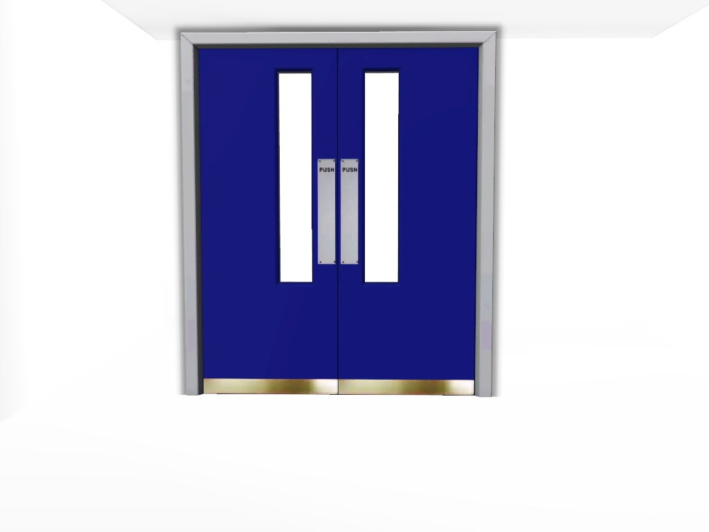 Mod the sims office doors for Office doors with windows