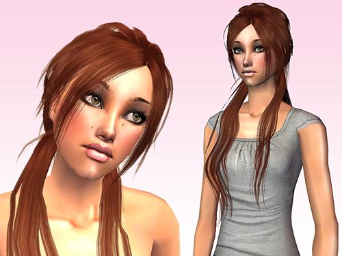 Mod The Sims Glamorous Hairby Tior Binned