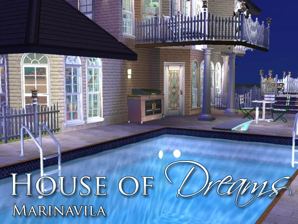 Name: House Of Dreams (wouldnt You Dream Living In There?) Price: $167.554.  Size: 3x3. Tested: Yes Furnished: Yes Custom Content: No