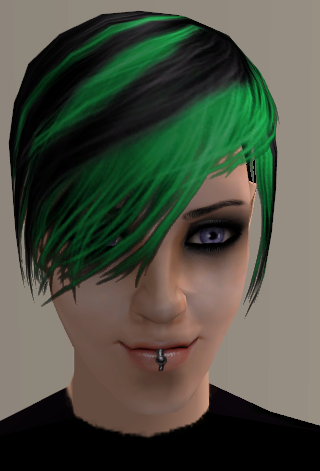 Mod The Sims Emo Boy