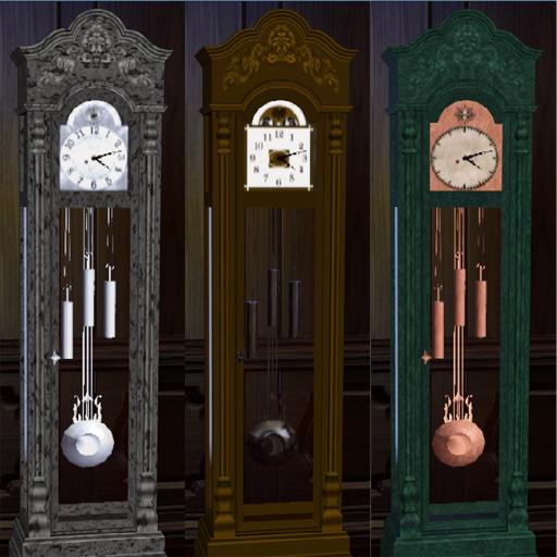 Mod The Sims Ye Olde Grandfather Clock