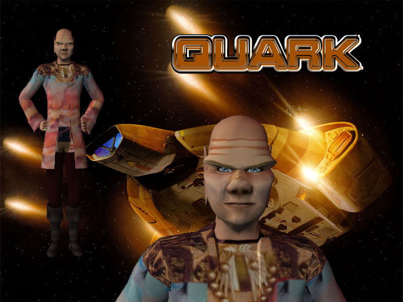 Quark Star Trek 21 828 Views