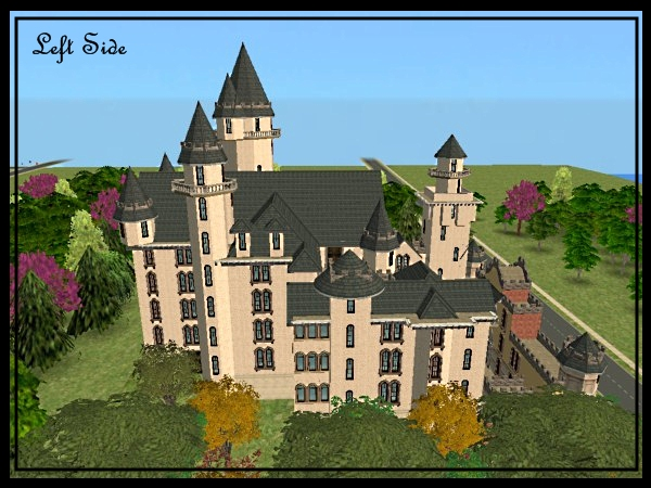sims 2 japanese fortress - photo #23
