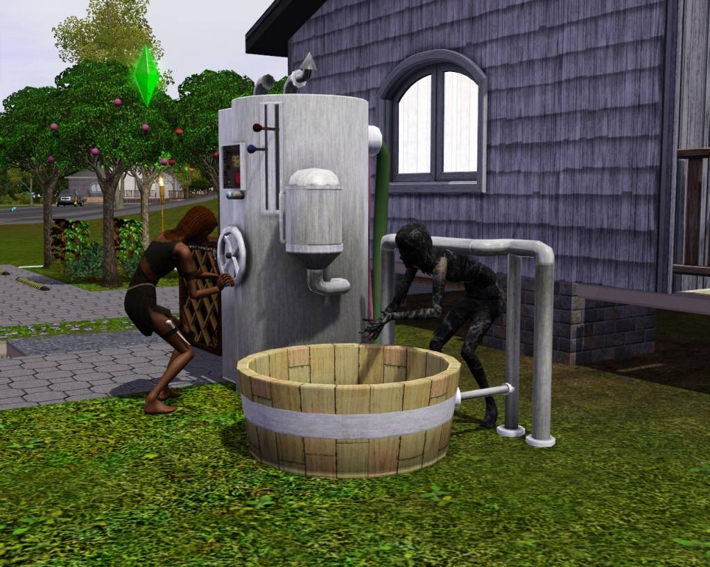 mod the sims 50 33 adventures faster nectar making