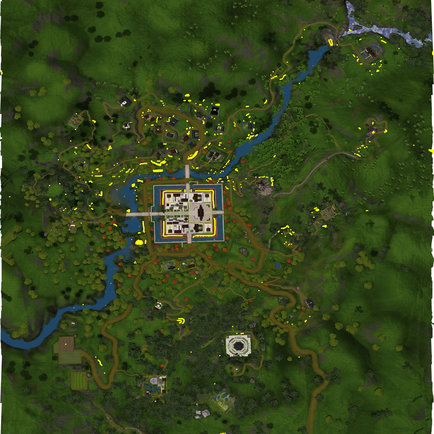 mod the sims resources for wa worlds 39 routing fix updated