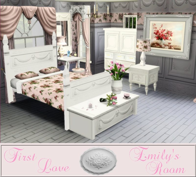 First Love.... Emily's Room
