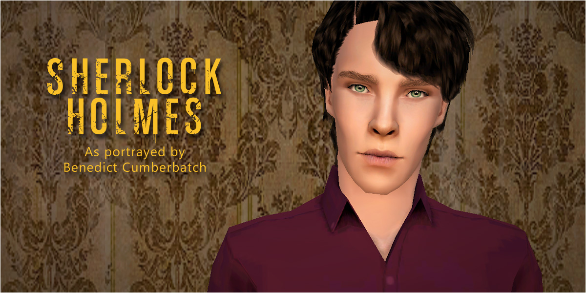 Mod The Sims Sherlock Holmes Consulting Detective