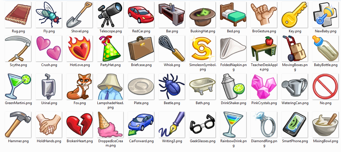 Image Result For Download Jealous Icons