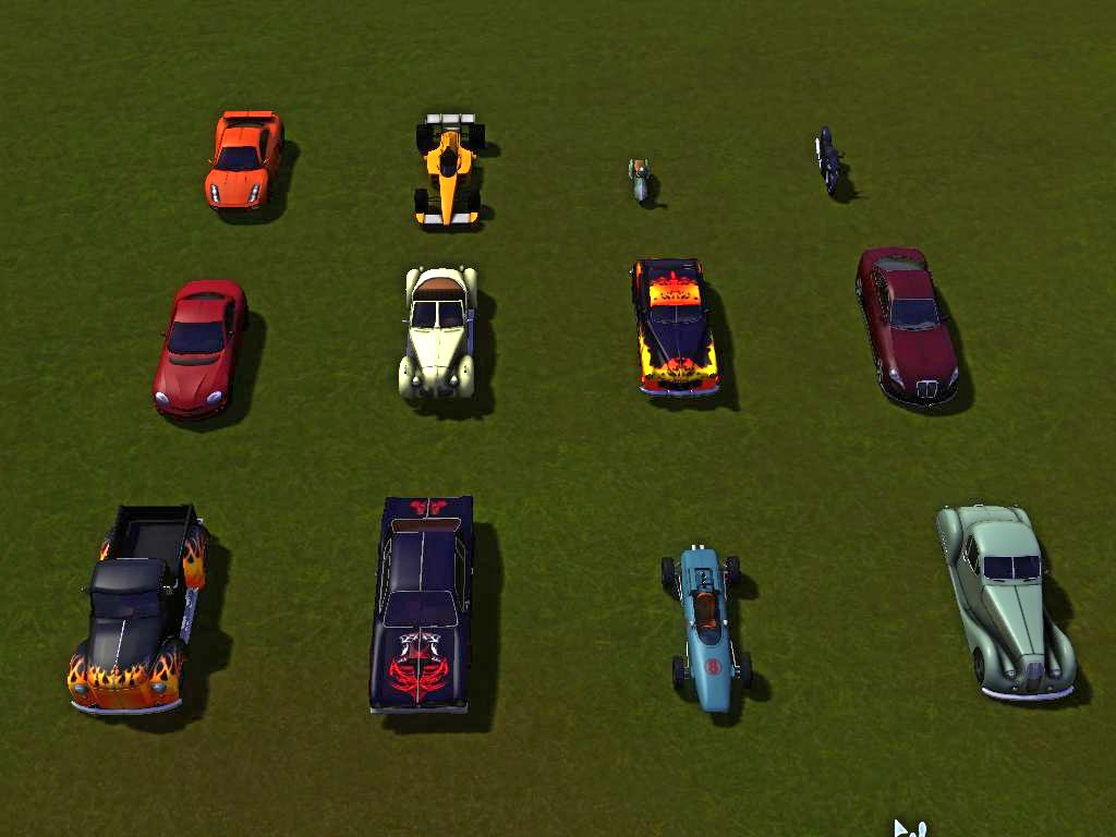 Mod The Sims - Fast Lane Cars for Community Lots *no longer needed ...