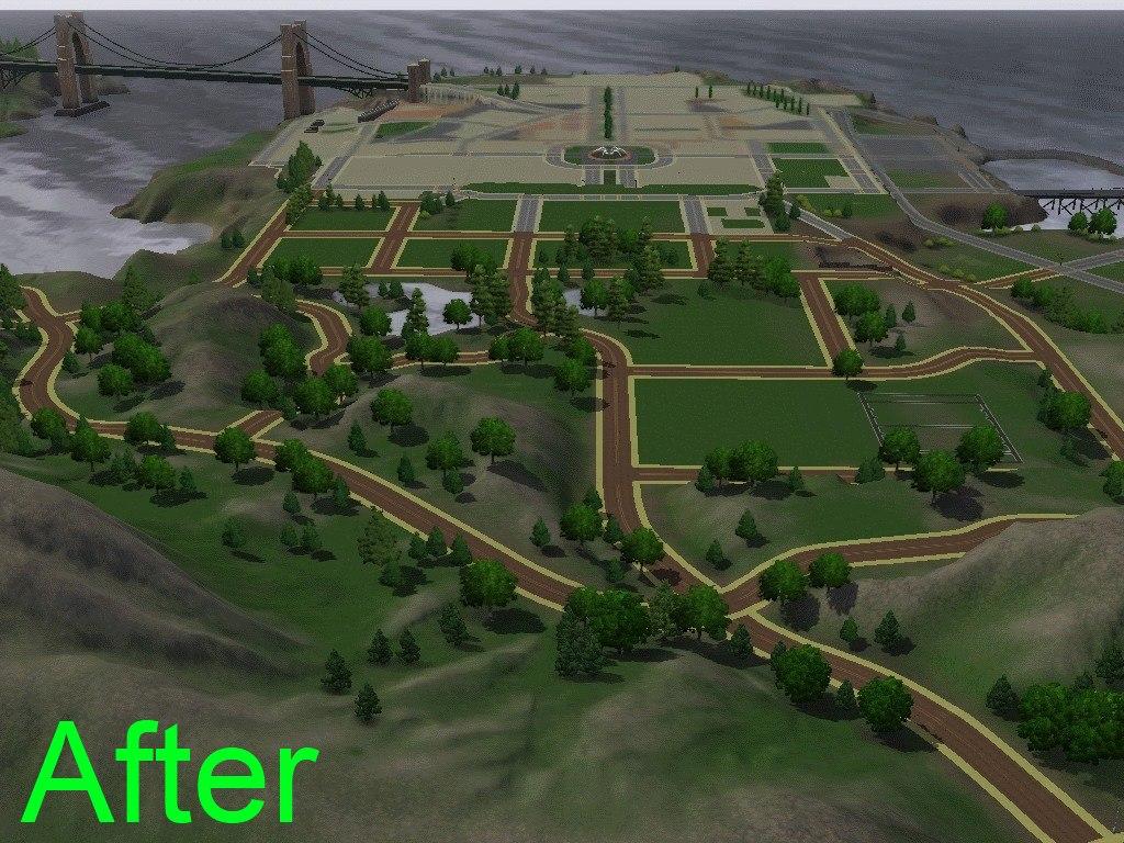 Mod The Sims  Bridgeport Lite