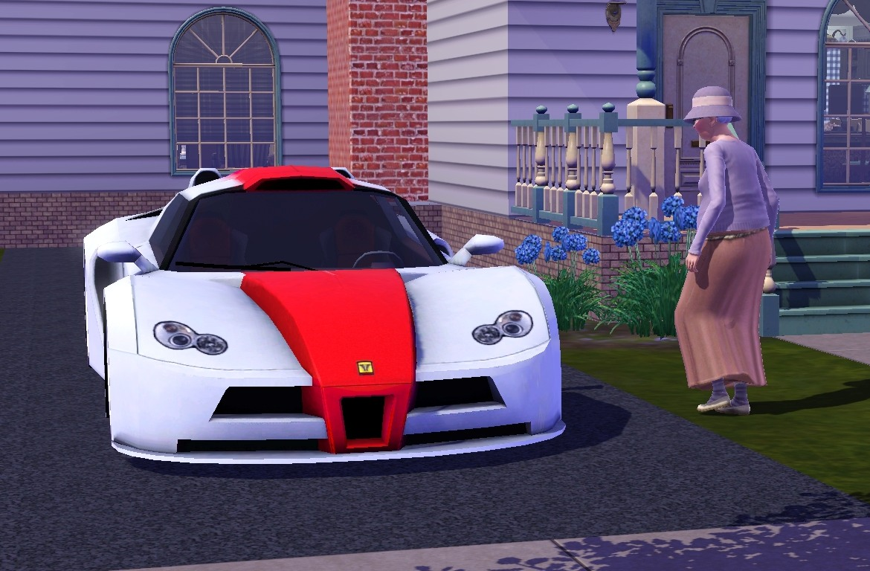 Modthesims Sims  Cars