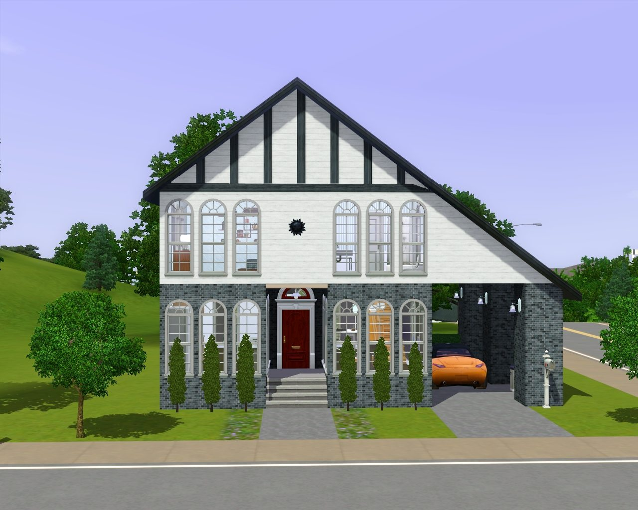 Mod the sims the successful bachelor 39 s house 2bed 1bath - Bachelor house ...