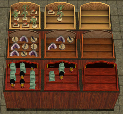 Mod The Sims Vacation Souvenirs Buyable Everywhere Including Fix