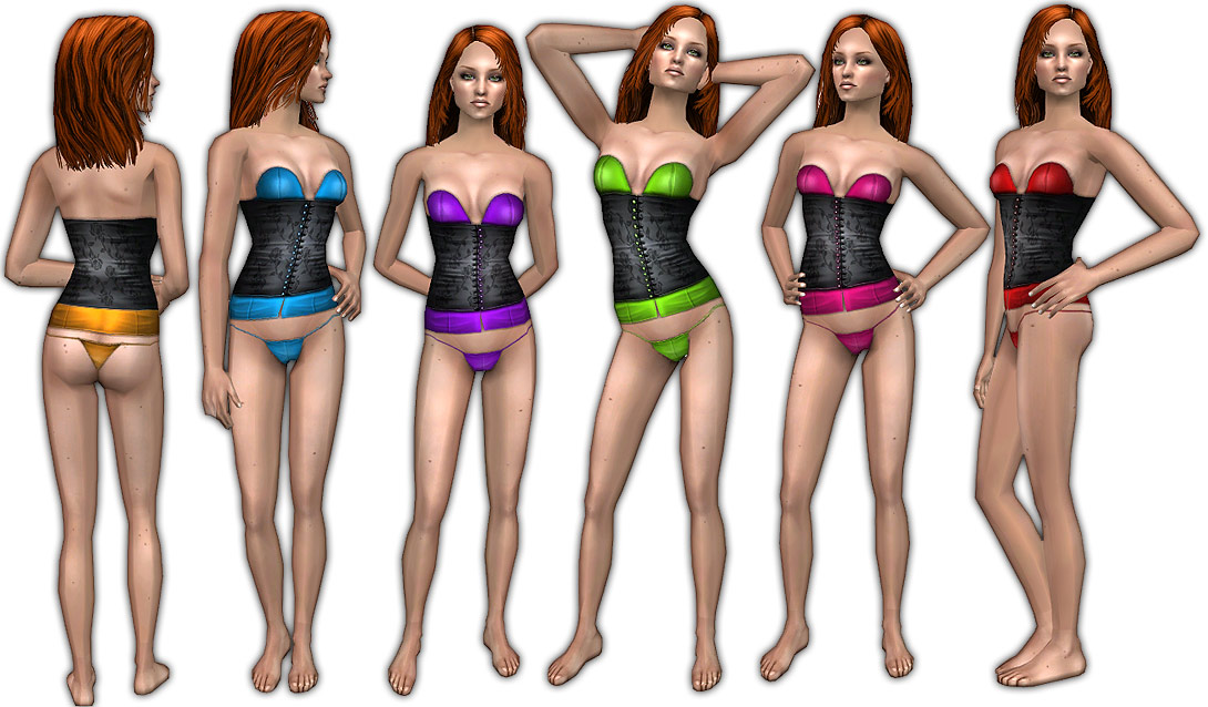 Clothing Downloads - The Sims 4 Catalog
