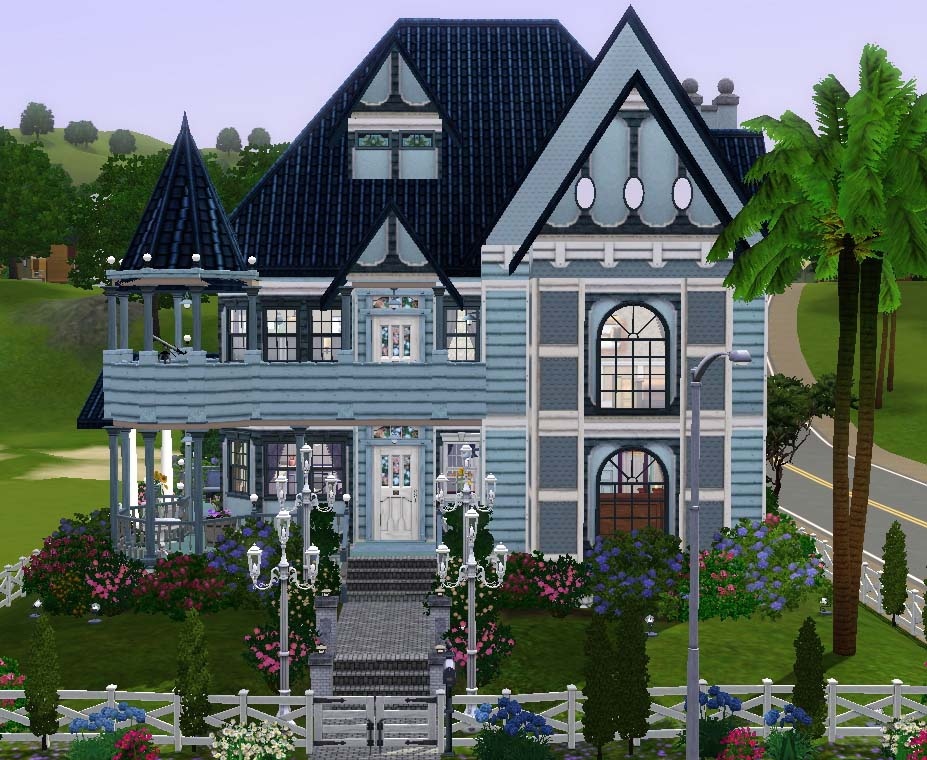 victorian house plans sims 3 - house plans
