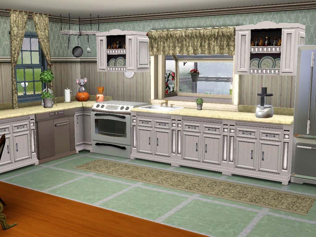 Sims 3 Kitchen Mod The Sims Coastal Shores Victorian