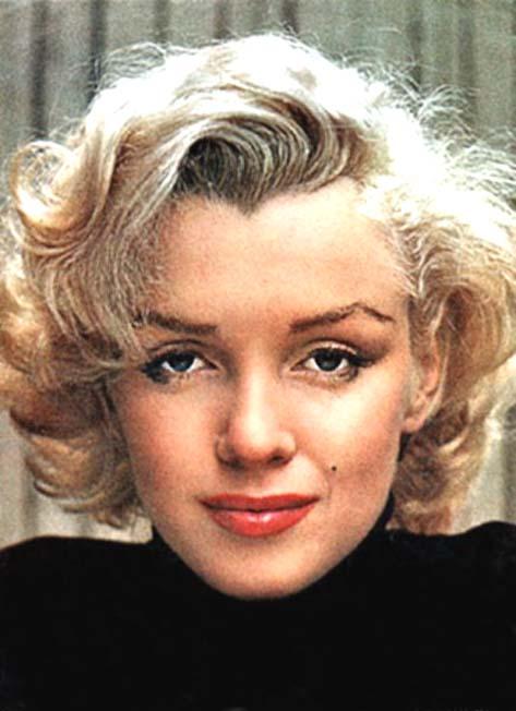 Marilyn Monroe Eye Color 187,007 views