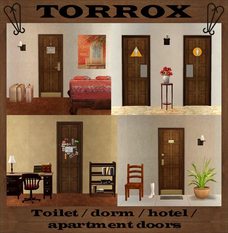 Apartment Search Help: Torrox Spanish/Southwestern Build Set Part