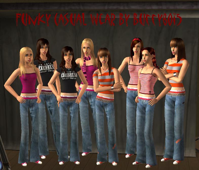 Funky Teen Clothing 34