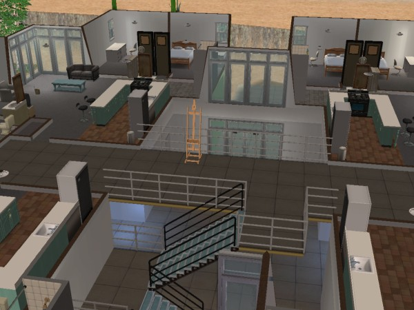 Mod The Sims Rit University Commons Dorm 32 Rooms