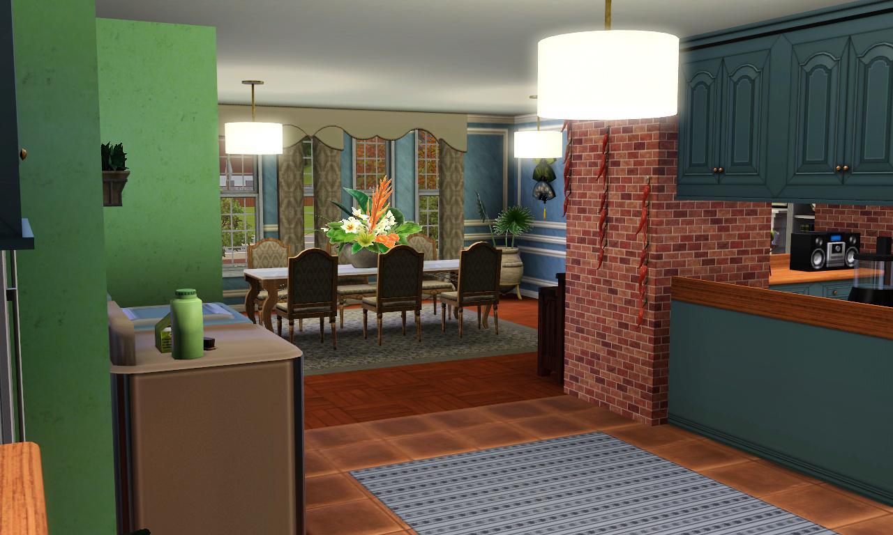 Mod The Sims Tudor House No Cc