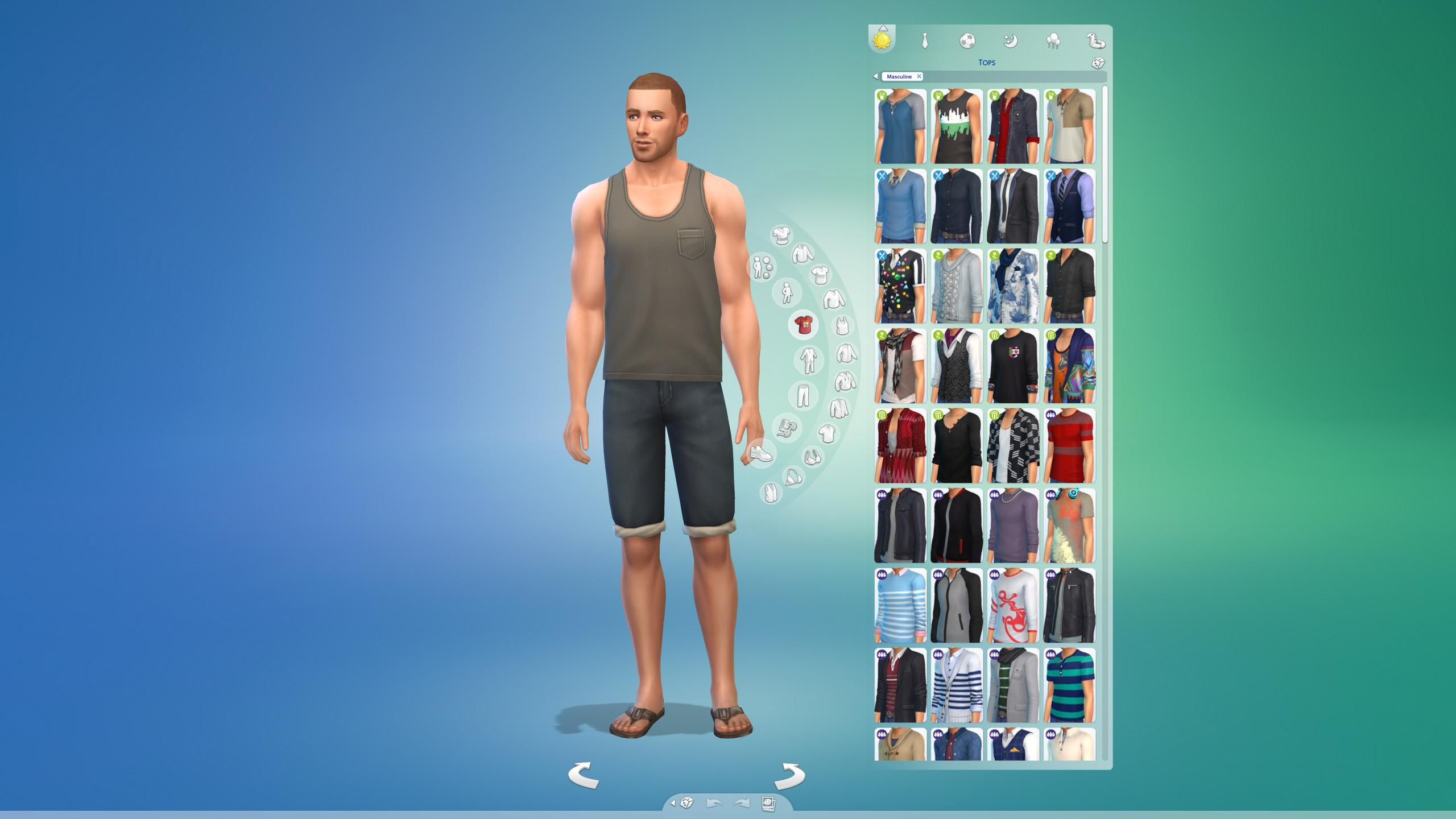 Мод на Sims 4 18