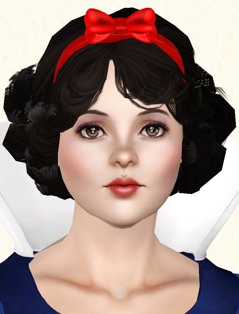 Mod The Sims Snow White Ya No Cc Sliders