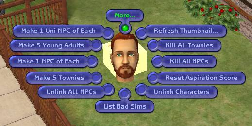 Mod The Sims - Testers Wanted: Townie and NPC maker (ver 2b)