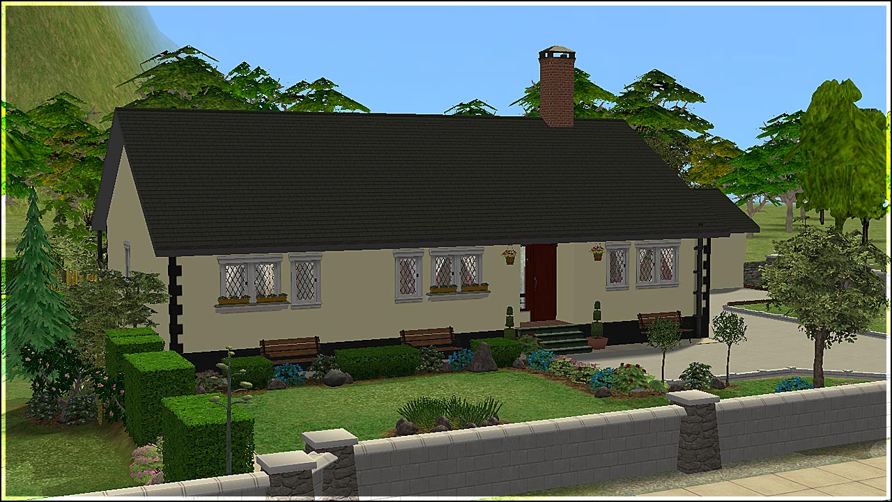 how to buy a house in sims 3 pc