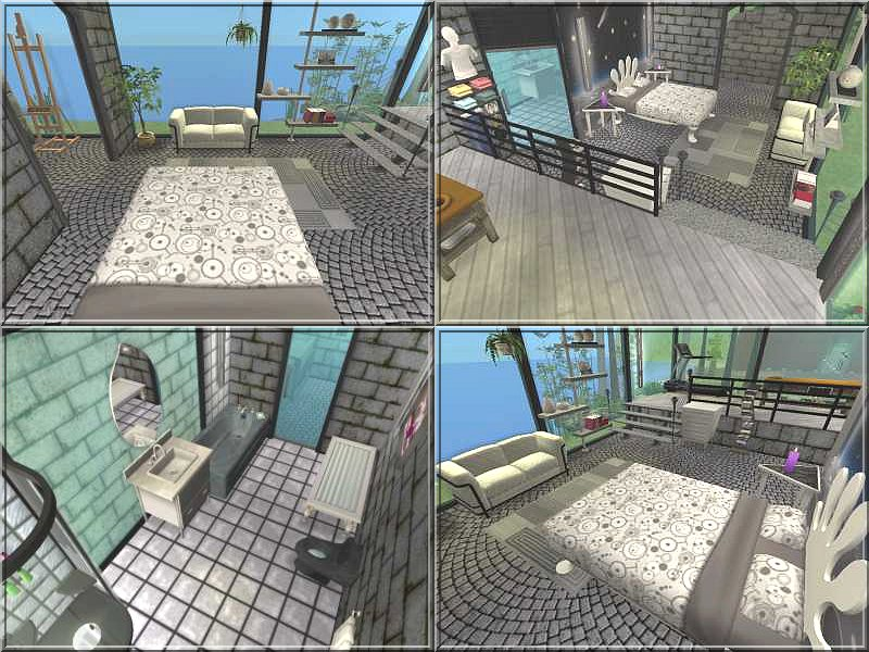 Mod The Sims The Snake Cave By Lamammaforever Mayan