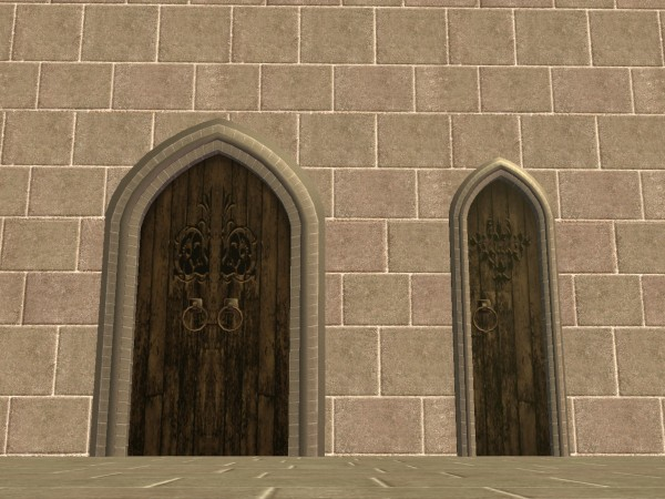 Mod The Sims Fairytale Recolors Matching Medieval
