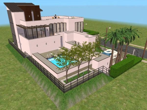 Rumah Di The Sims 2 Pets